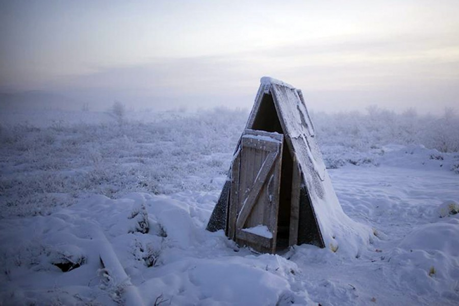 Oymyakon, Russia - The coldest village on earth