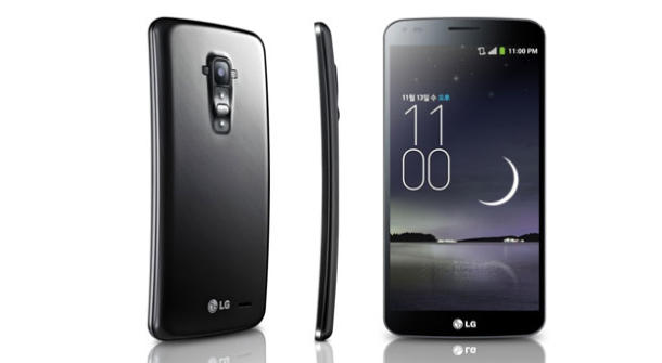 LG G FLEX ANDROID MOBILE