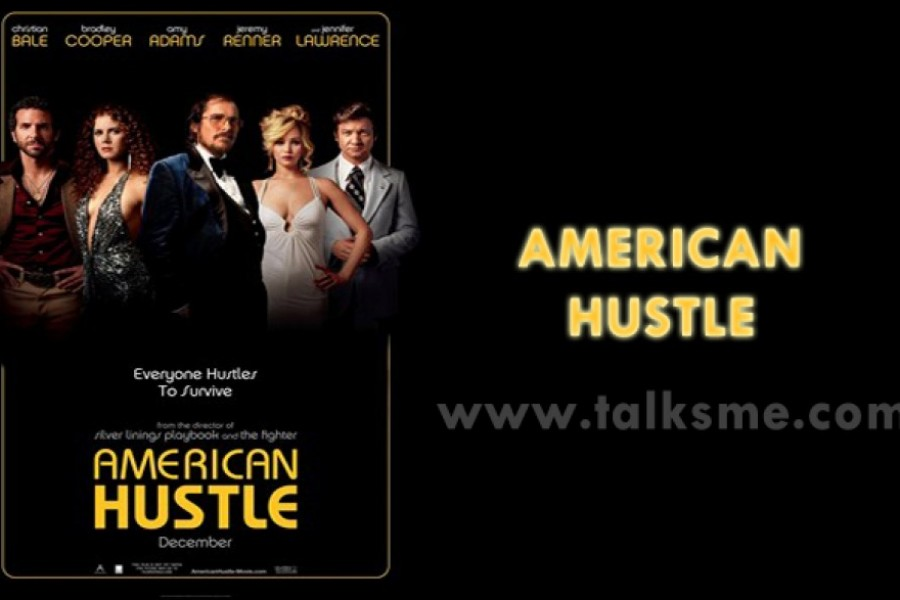 American Hustle -  The Movie