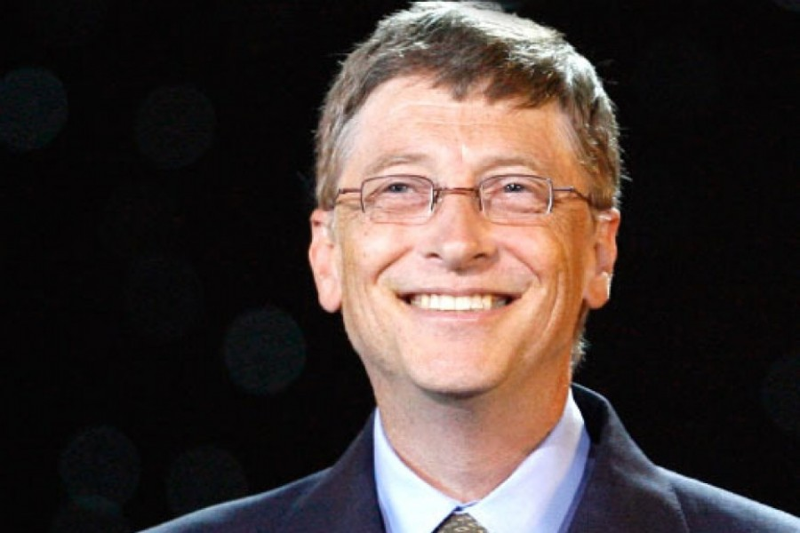 By 2035, no more poor nations: Bill Gates