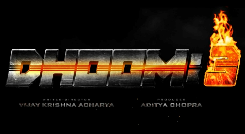 Oye itz Friday and itz Dhoom: 3 day!