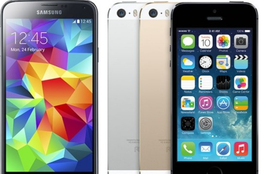 Is Samsung Galaxy S5 better than iPhone 5S?