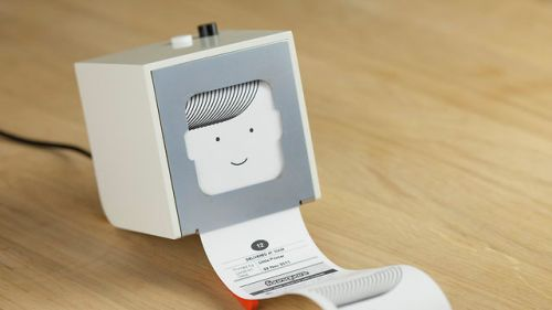 Little Printer review: a design nerd fantasy