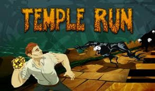 Temple Run' could become the latest mobile game to be turned into a movie