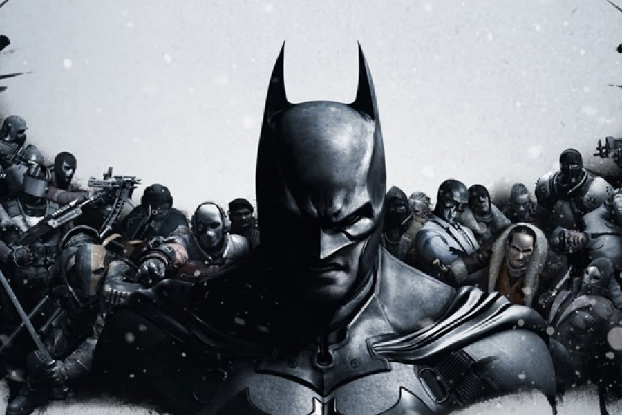 Batman Arkham Orgins Review