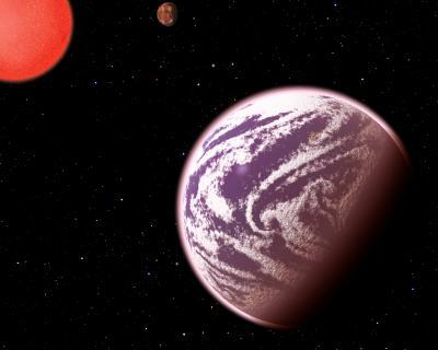 A Glass Planet Similar to Earth discovered