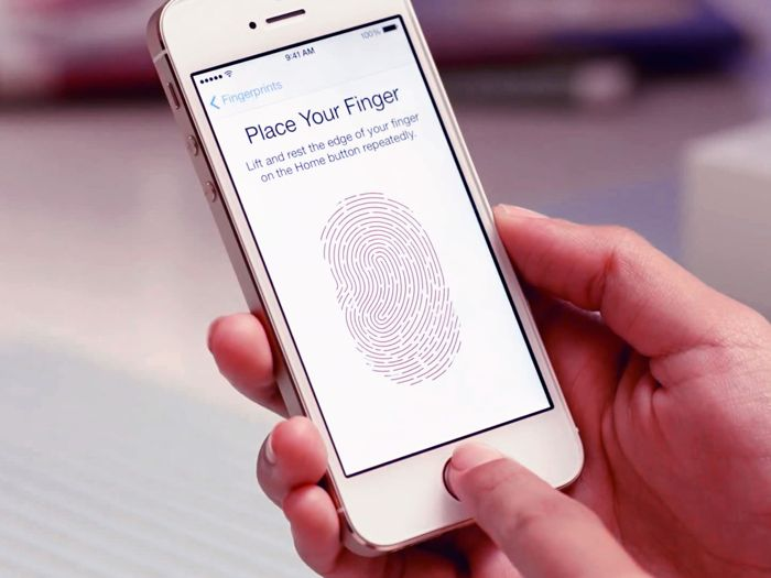 Apple Files Patent For Its Touch ID iPhone 5S Sensor