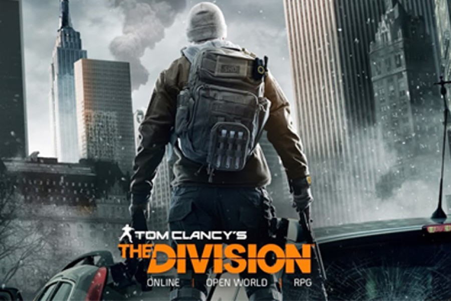 Tom Clancys The Division New PC Game 2014