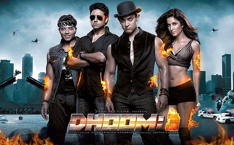 Dhoom 3 Crossed 300 Club