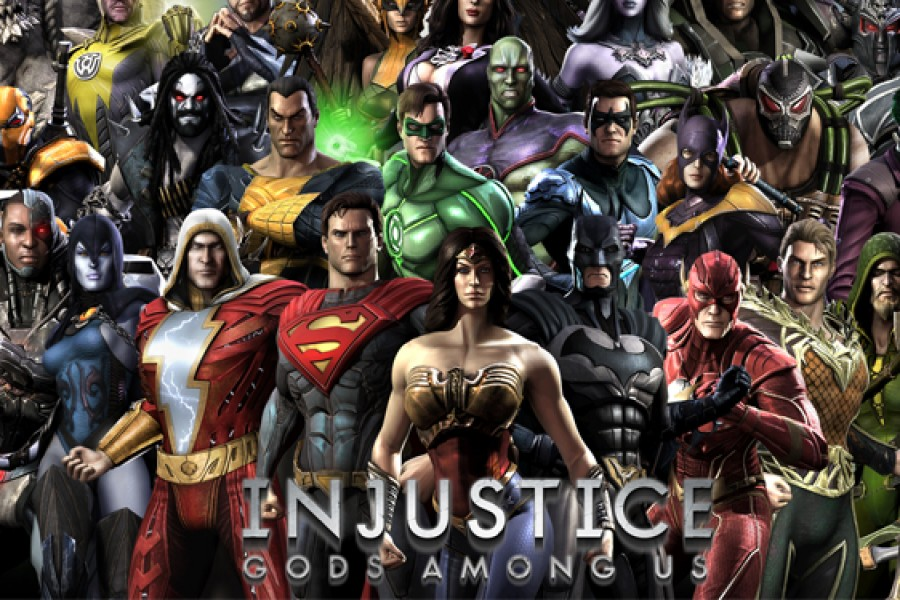 The INJUSTICE Game Of The Year 2013