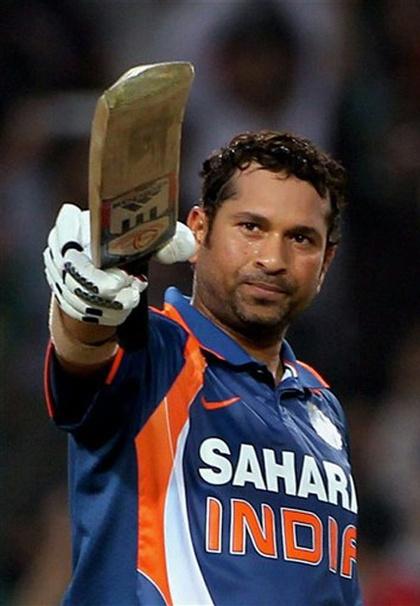 Sachin Tendulkar leads Mumbai to victory