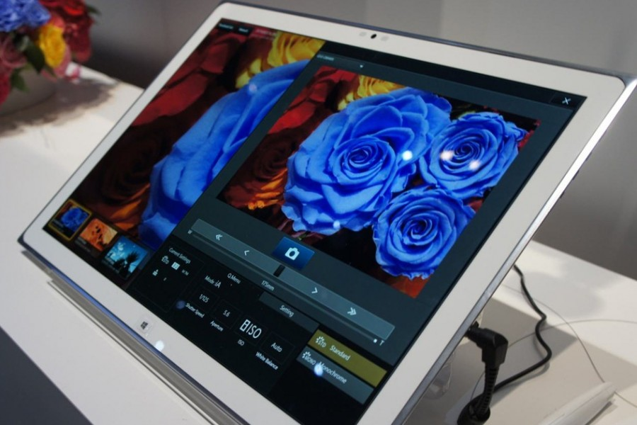 Tablet in IT world