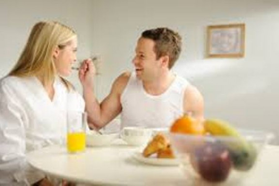 Top foods to improve sex drive !