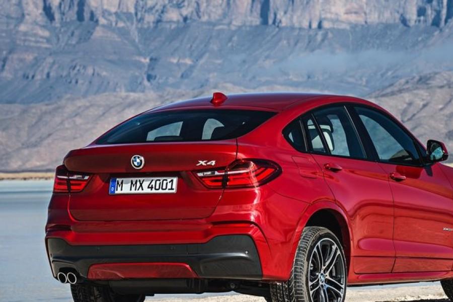 Brand New BMW X4(2015)