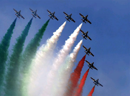 Dubai airshow 2013 to be the largest in history!!!