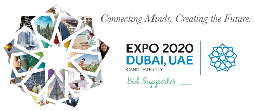 Dubai to host World Expo 2020 After a thrilling night of voting in Paris.!