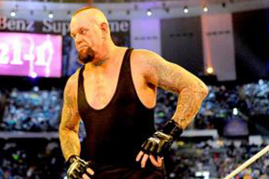 Undertaker's Streak Is Over At Wrestlemania 30