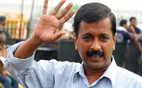 Arvind Kejriwal-The 7th C.M of Delhi