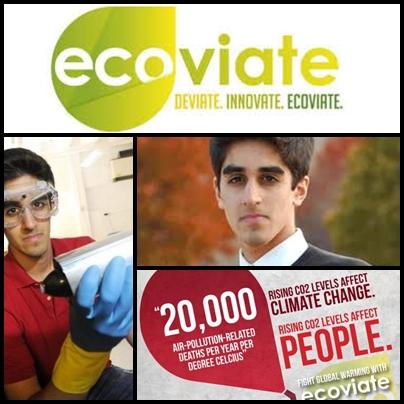 19-year old eco-innovator Param Jaggi's vision !!