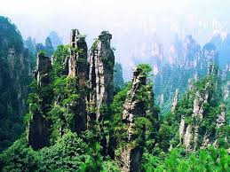 Zhangjiajie- National forest park
