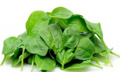 Awesome benefits for spinach