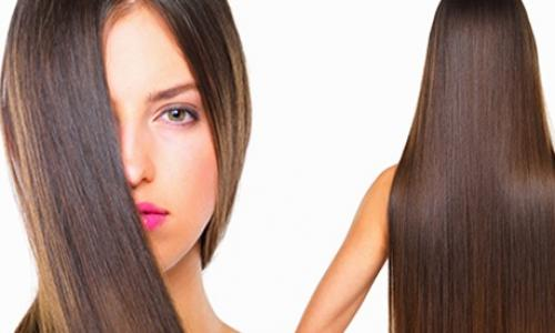 Old recipes for hair straightening