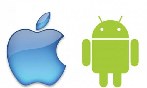 A new hardware which will run both Apple and Android applications in a single device