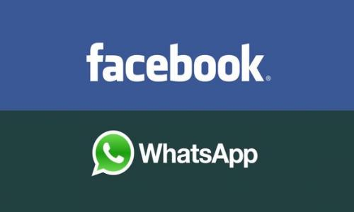 WhatsApp Killing Facebook Hit