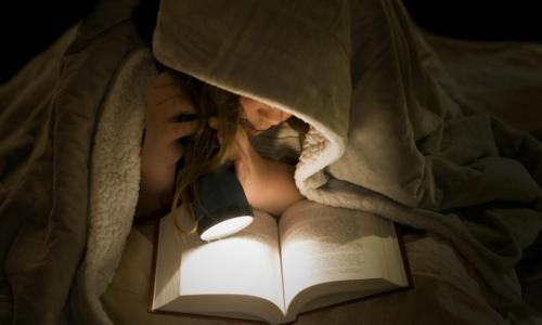 Dim Light Reading Hurts