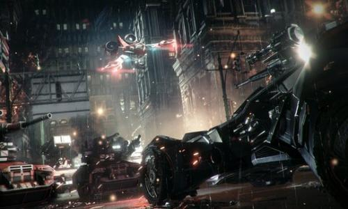 Batman becomes latest game to suffer delays