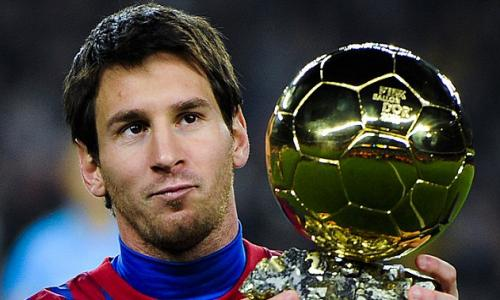 Messi world's most valuable player