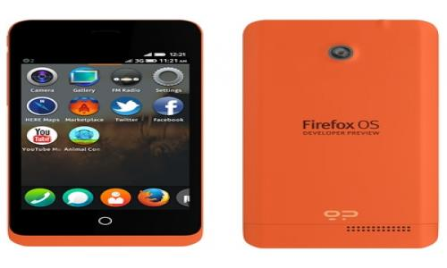 Mozilla to launch $25 Firefox phones in India