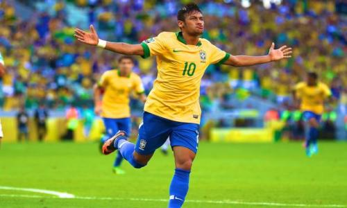 Neymar:Hero of the World Cup Opener
