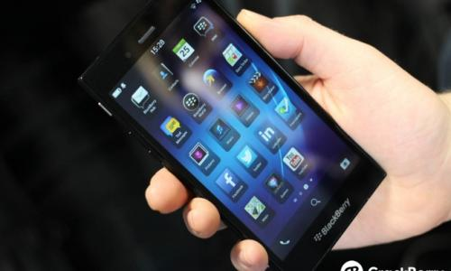 Blackberry Z3 Released !