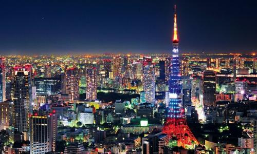 Tokyo: The Beautiful City