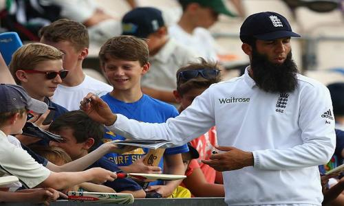 ICC bars Moeen Ali from wearing Save Gaza wristbands