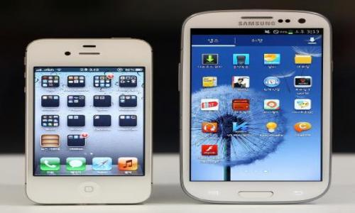 Apple iPhone already thrash contested Samsung phones