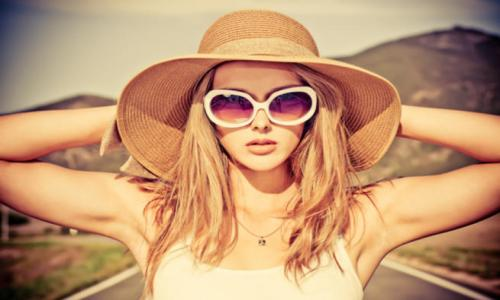The most beautiful sunglasses with distinctive style and elegance