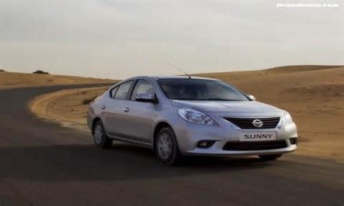 Nissan Sunny invigorated