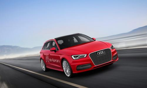 Audi A3 e-tron: Most sensible choice for any