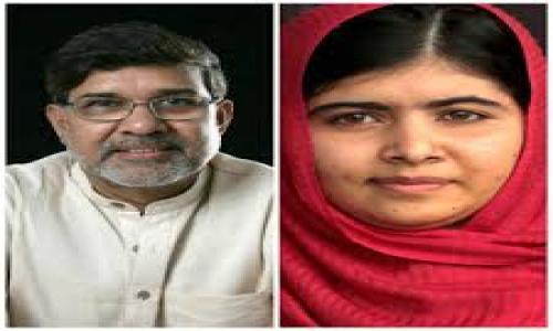 Pakistan's Malala Yousafzai, Indian activist Kailash Satyarthi win Nobel Peace Prize