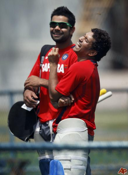 Gavaskar is expecting Virat to surpass Tendulkar in the ODIs