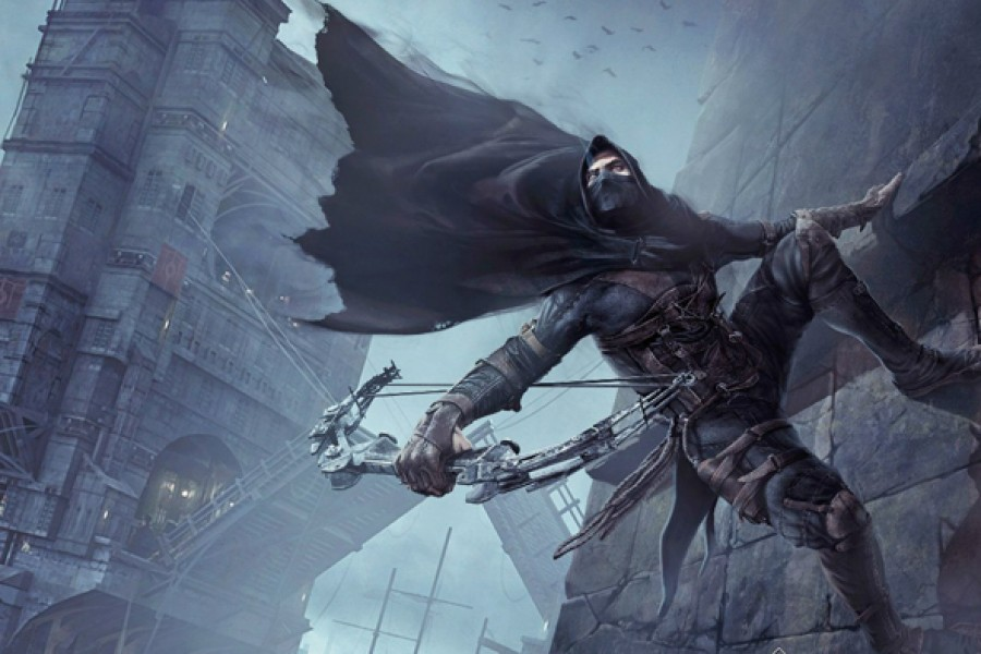 Thief Is Coming To Your PC ( PC Game )