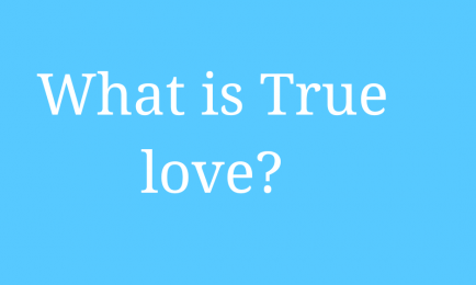 What is a True Love Story?