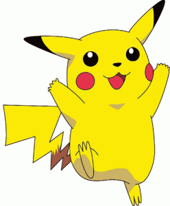 Childrens Favourite pokemon and nintendo