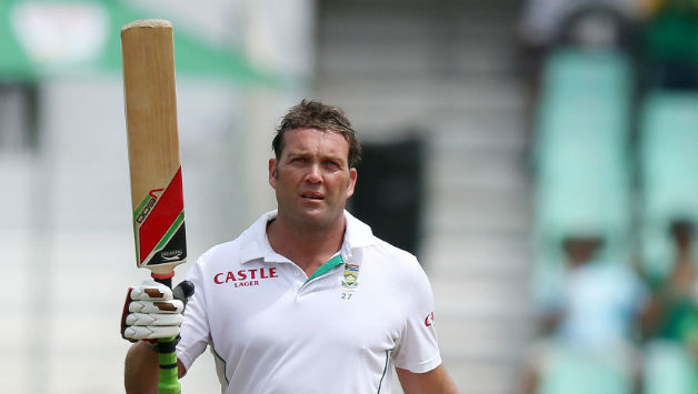 Kallis Steps out the crease as South Africa Wins the Test Series