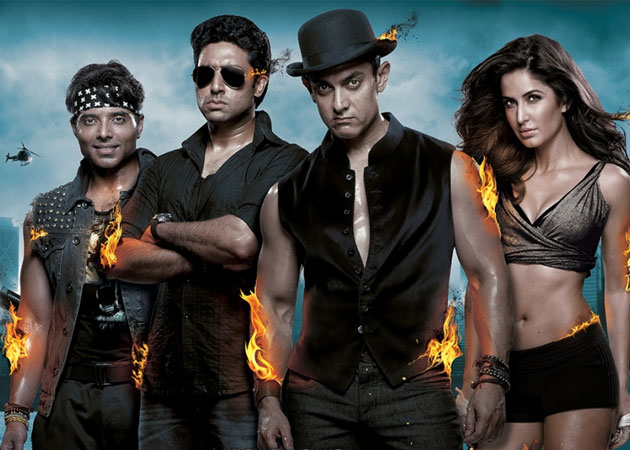 'Dhoom 3' teaser hints A 'DHOOM' at box office