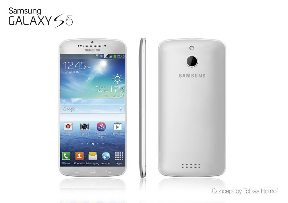 RUMORS ABOUT GALAXY S5