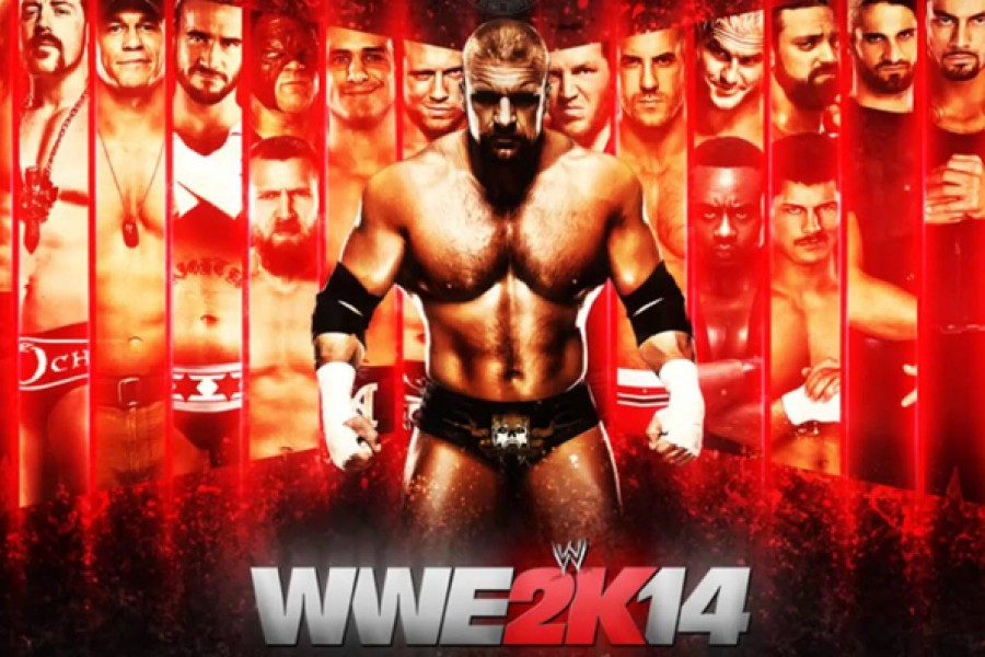 What is WWE 2K 14?