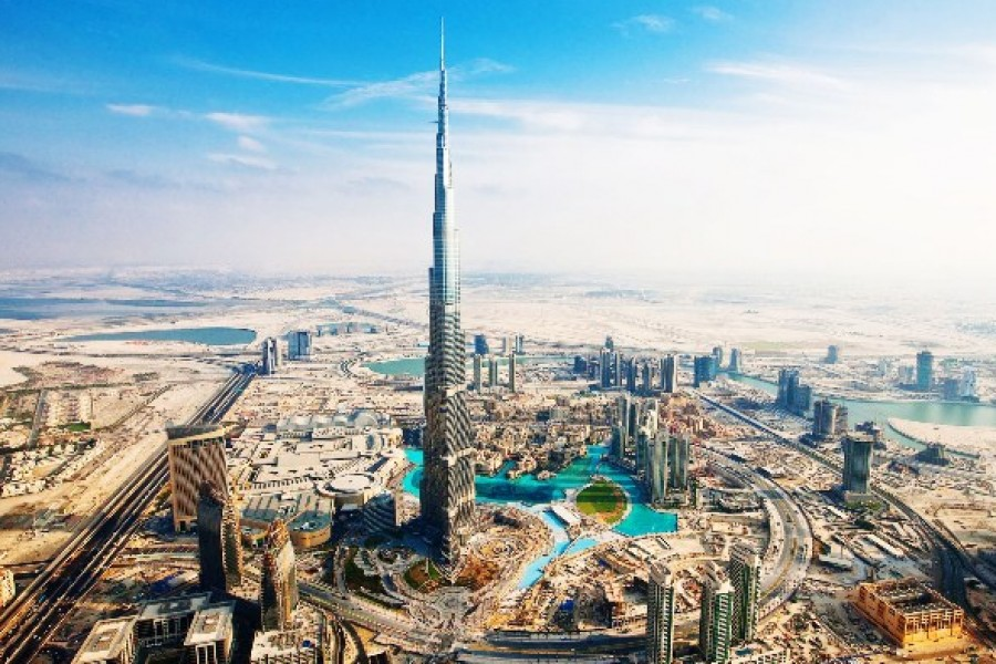 Gulf becomes one of the worlds most attractive tourist spot.